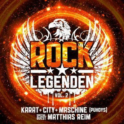 Rock Legenden Vol. 2, Karat, City, Maschine