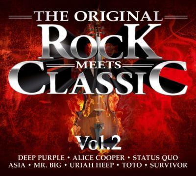 Rock Meets Classic Vol. 2, Various