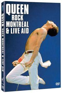 Rock Montreal (Dvd), Queen