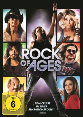 Rock of Ages, Chris D'Arienzo