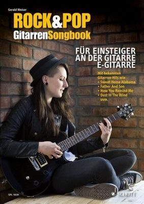 Rock & Pop Gitarren-Songbook