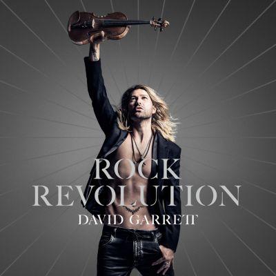 Rock Revolution (Deluxe Edition, CD+DVD), David Garrett