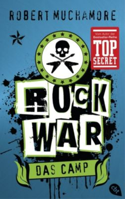 Rock War Band 2: Das Camp, Robert Muchamore