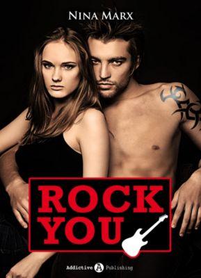 Rock you - Verliebt in einen Star: Rock you - Verliebt in einen Star 1, Nina Marx