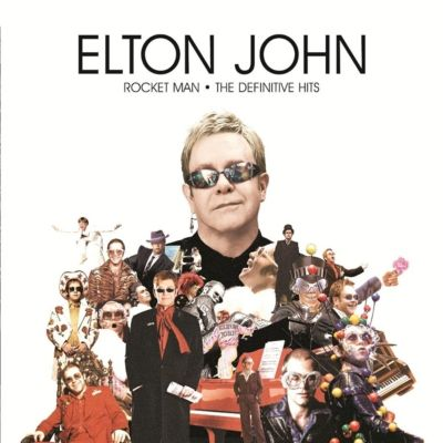 Rocket Man - Definitive Hits, Elton John