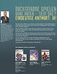 Rockgitarre spielen ohne Noten, m. Audio-CD - Produktdetailbild 1