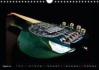 Rockgitarren im Blitzlicht (Wandkalender 2018 DIN A4 quer) - Produktdetailbild 8
