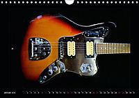 Rockgitarren im Blitzlicht (Wandkalender 2018 DIN A4 quer) - Produktdetailbild 1