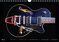 Rockgitarren im Blitzlicht (Wandkalender 2018 DIN A4 quer) - Produktdetailbild 5