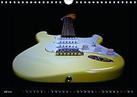 Rockgitarren im Blitzlicht (Wandkalender 2018 DIN A4 quer) - Produktdetailbild 7