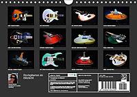 Rockgitarren im Blitzlicht (Wandkalender 2018 DIN A4 quer) - Produktdetailbild 13