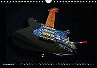 Rockgitarren im Blitzlicht (Wandkalender 2018 DIN A4 quer) - Produktdetailbild 9