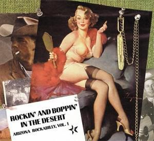 Rockin  And Boppin  In...Arizona Rockabilly Vol.1, Diverse Interpreten