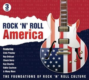 Rock'N Roll America, Diverse Interpreten