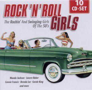 Rock'N Roll Girls, Various Rock N Roll