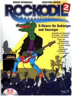 Rockodil, m. MP3-CD, Robert Morandell, Christoph Gruber