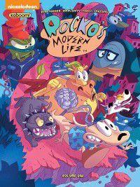 Rocko's Modern Life: Rocko's Modern Life, Volume 1, Ryan Ferrier
