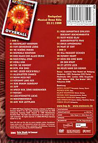Rockpalast-Musical Dome,22.11.1999 - Produktdetailbild 1