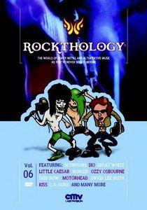 Rockthology # 06, Diverse Interpreten