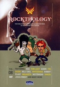 Rockthology # 08, Diverse Interpreten