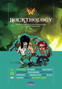 Rockthology # 10, Diverse Interpreten