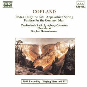 Rodeo/Billy The Kid/+, Gunzenhauser, Tsch.-Slowak.RSO
