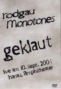 Rodgau Monotones - Geklaut, Rodgau Monotones