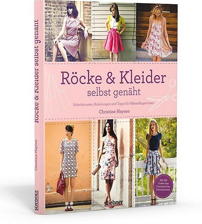 Rocke Kleider Selbst Genaht Buch Portofrei Bei Weltbild At