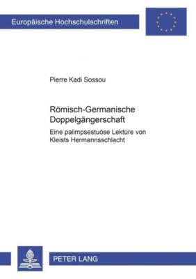 Römisch-Germanische Doppelgängerschaft, Pierre Kadi Sossou