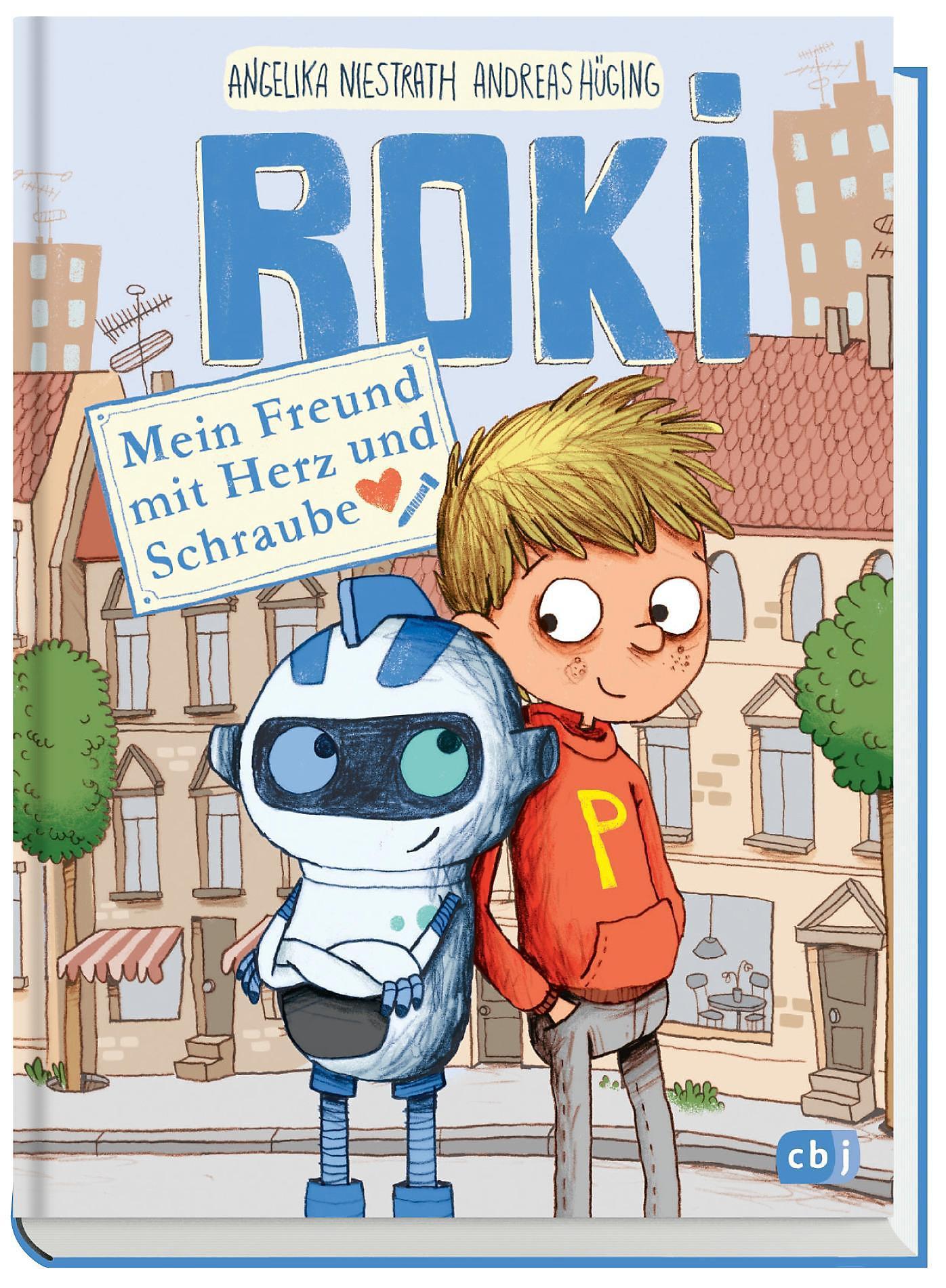 Roki Mein Freund Mit Herz Und Schraube Buch Weltbildch