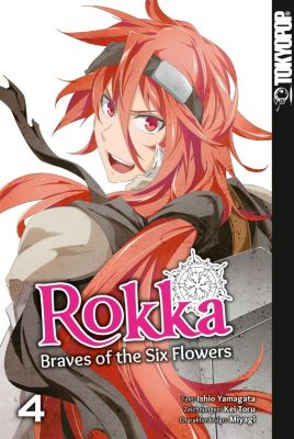 Rokka - Braves of the Six Flowers