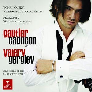 Rokoko Variations/Sinfoni, Gautier Capucon, Gergiev, Orchestra Of The Marinsky
