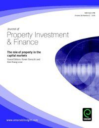 Role of property in the capital market