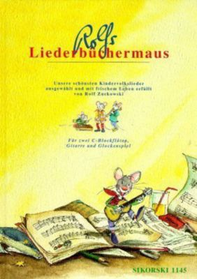 Rolfs Liederbüchermaus, Rolf Zuckowski