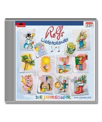 Rolfs Liederkalender CD, Rolf und seine Freunde