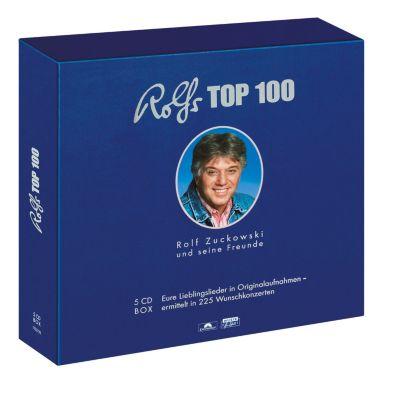 Rolfs Top 100, Rolf und seine Freunde