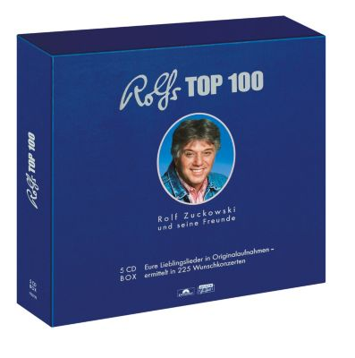 Rolfs Top 100, Rolf Zuckowski