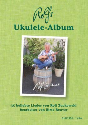 Rolfs Ukulele-Album, Rolf Zuckowski