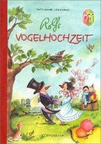 Rolfs Vogelhochzeit, Rolf Zuckowski, Julia Ginsbach
