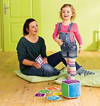 Roll & Play Spielwürfel - Das erste Spiel für Ihr Kind und Sie - Produktdetailbild 4