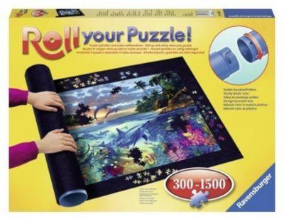 Roll your Puzzle! 300-1500 Teile, Puzzlematte (Puzzle-Zubehör)