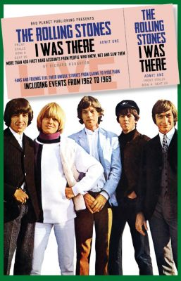 Rolling Stones: I Was There, Richard Houghton