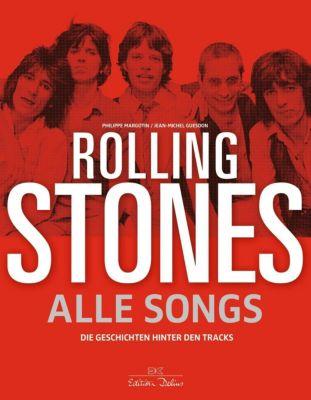 Rollings Stones - Alle Songs, Philippe Margotin, Jean-Michel Guesdon