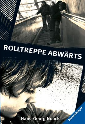 Rolltreppe abwärts, Hans-Georg Noack