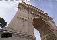 Rom, Augenblicke in der Ewigen StadtCH-Version (Wandkalender 2019 DIN A3 quer) - Produktdetailbild 1