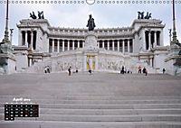 Rom, Augenblicke in der Ewigen StadtCH-Version (Wandkalender 2019 DIN A3 quer) - Produktdetailbild 4