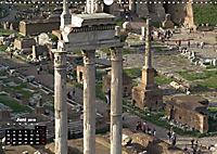 Rom, Augenblicke in der Ewigen StadtCH-Version (Wandkalender 2019 DIN A3 quer) - Produktdetailbild 6