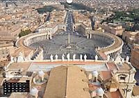Rom, Augenblicke in der Ewigen StadtCH-Version (Wandkalender 2019 DIN A3 quer) - Produktdetailbild 9