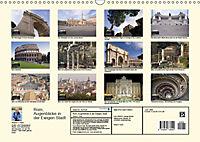 Rom, Augenblicke in der Ewigen StadtCH-Version (Wandkalender 2019 DIN A3 quer) - Produktdetailbild 13