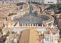 Rom, Blickpunkte der ewigen Stadt.AT-Version (Tischkalender 2019 DIN A5 quer) - Produktdetailbild 5